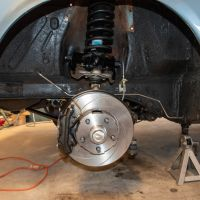 Front Suspension Replacement — Brad Albrecht's Mustang Restoration Projects - Reblog